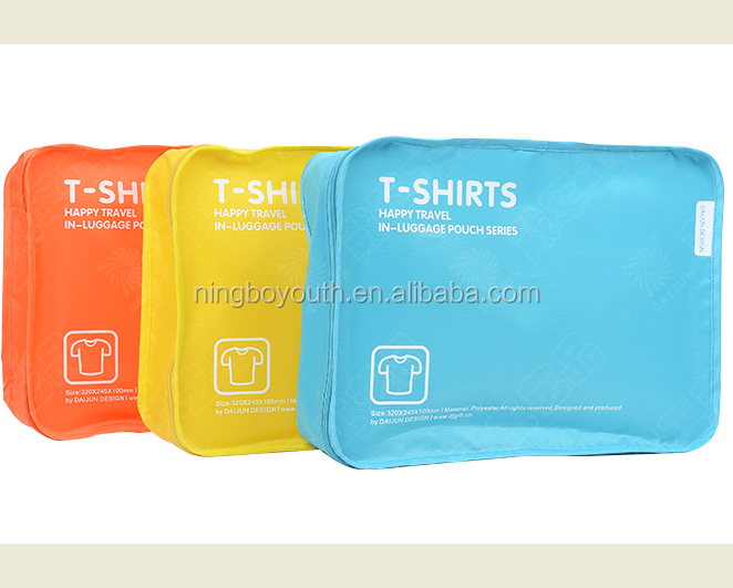 TA59189 Packing Pouch ravel Packing Cubes Luggage Packing Organizers Compression Pouches