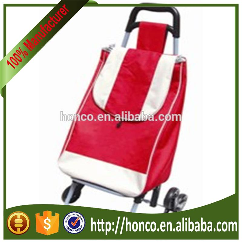 Multifunctional FOLDING SHOPPING BAG with quick delivery HC-035