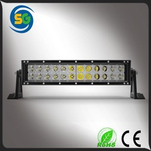Chinese professional manufacturer 13inch 72w led light bar used military vehicles for sale