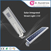 Most Popular 160w led solar powered street light