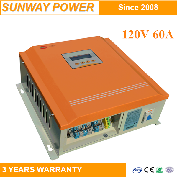 120V60A Parameters Adjustable Solar Charge Controller
