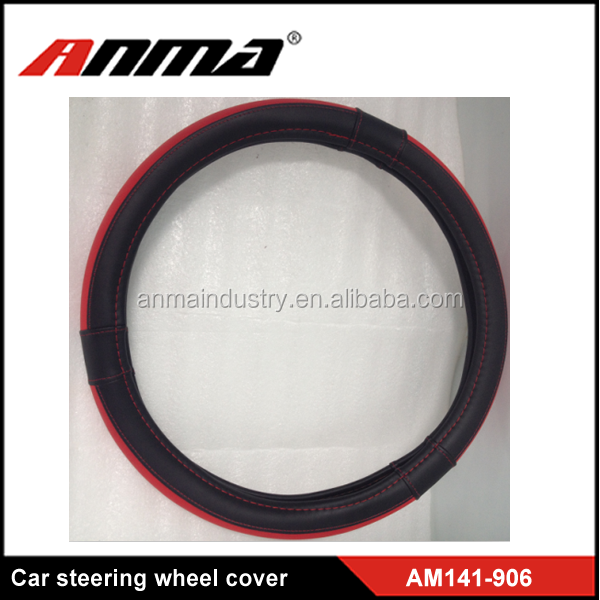 car steering wheel covers manufacture , ANMA high quality car steering wheel cover