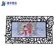 Factory Customized New product Plastic Floor Mat
