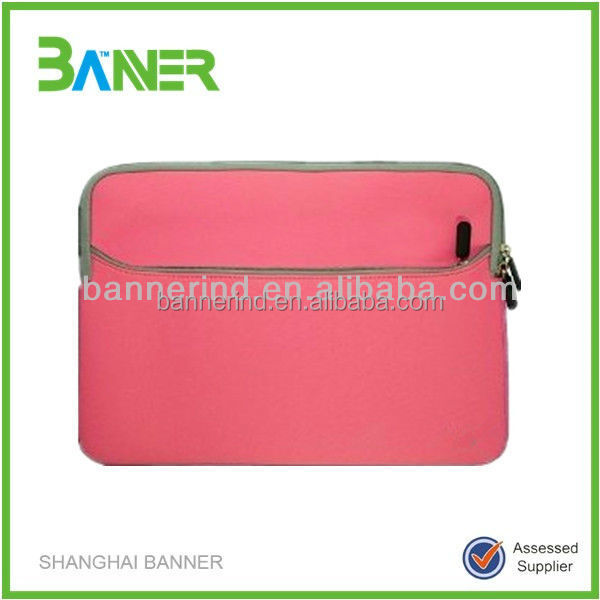 New products 2016 wholesale neoprene 17.5 inch laptop bag