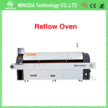 infrared reflow oven, SMD Led Reflow Soldering Machine mini wave soldering machine
