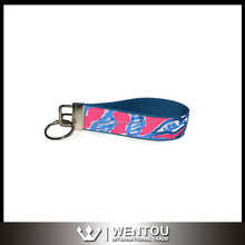 Wholesale Monogram Lilly Pulitzer Fabric Key Fob