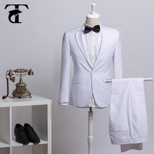 Suit men dress sample modern suit for men