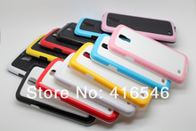 Newest Double Color TPU PC Hard Case for Samsung Galaxy S4 Active i537 i9295