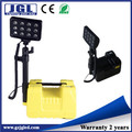 36w led portable remote area rescue light, crime scene area light