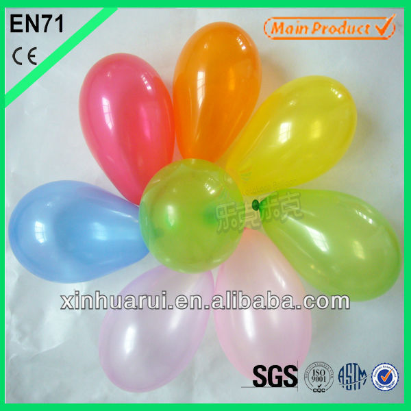 machine to inflate balloons kids promotional plastic latex water ballons products