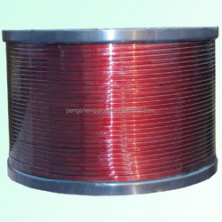 Enameled aluminum flat wire 130thermal class