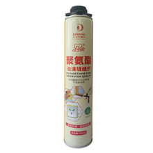 Gaps And Cracks Insulating PU Foam Sealant Adhesive