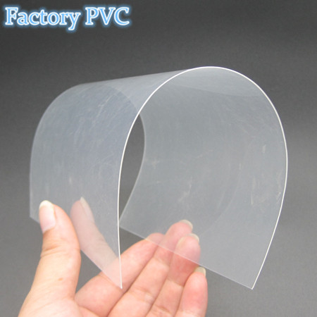 1mm plastic sheet rigid transparent PVC sheet