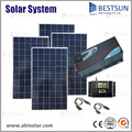 BFS-1kw Good price for solar power system with roof mounting ground mounting 1000w solar panel with inverter controller
