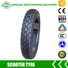 china rubber tire factory two wheeler electric bike motorcycle tyre 3.00-12with inner tube or tubeless