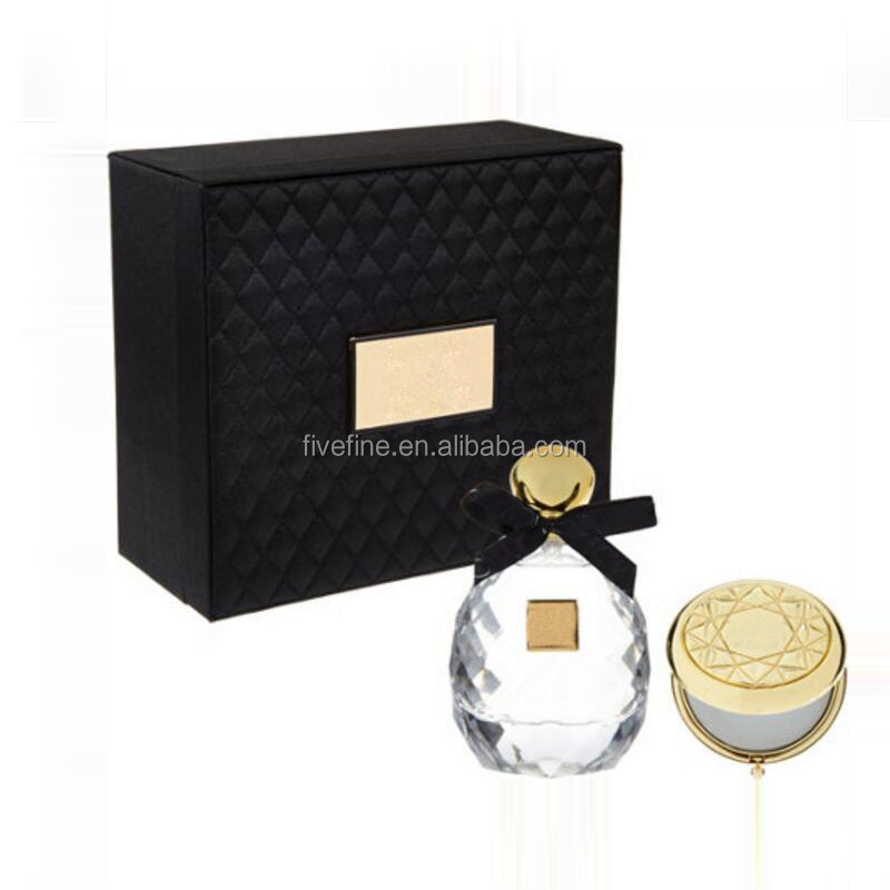 High quality wooden packaging box / Luxury cosmetic gift box