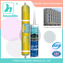 The Factory supply marble tiles silicone caulking