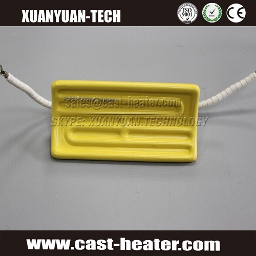 Thermoforming Ceramic Infrared Heater Parts