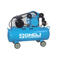50L Industrial best portable reciprocating belt for air compressor