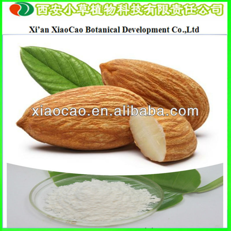 Manufacturer Supply Pure Amygdalin Powder/Vitamin B17/Bitter Almond Extract