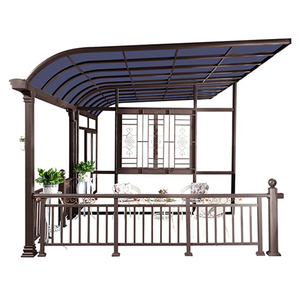 Wholesale low price roof terrace aluminum awning for patio