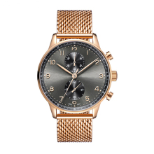 KODA Famous Brand Mechanical Stainless Steel Cool Men Brand Watches