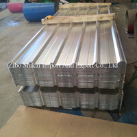corrugated aluminium zinc steel roof tile
