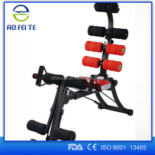 Hot! Six Pack Care Six Power Gym Abdominal Exercise Fitness Machine