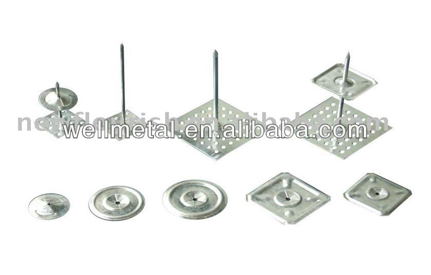 Perforated Base Adiabatic Hanger electric cable hanger