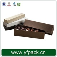 Best Selling Customized Your Logo Cardboard Paper Candy/Chocolate Packing Box