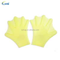 hot sell fashionable swim fin diving flippers, rubber swimming fins