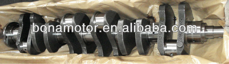 truck parts for BEDFORD J6 330 crankshaft