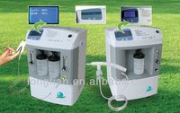 Oxygen concentrator used for oxygen therapy
