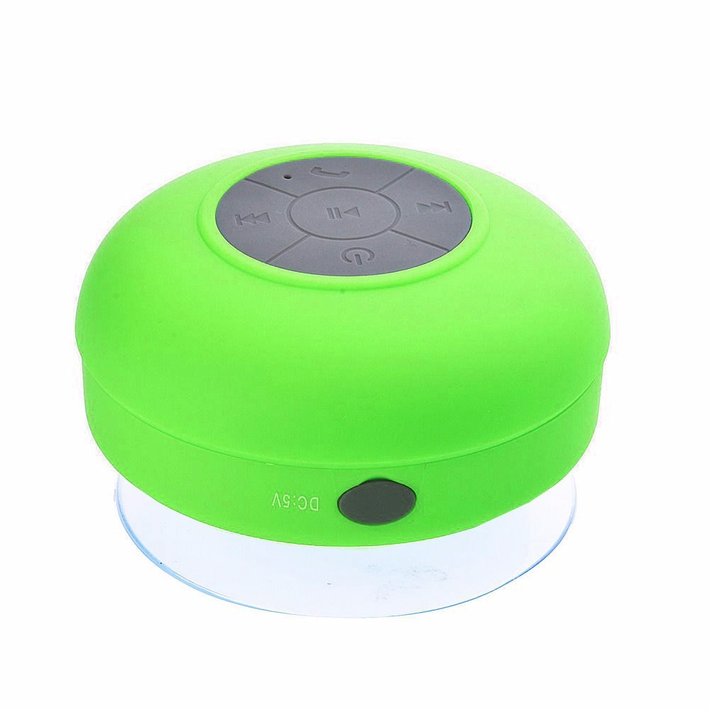 Electronic gadgets 2.1 multimedia speaker system bluetooth shower speaker led light bulb speaker