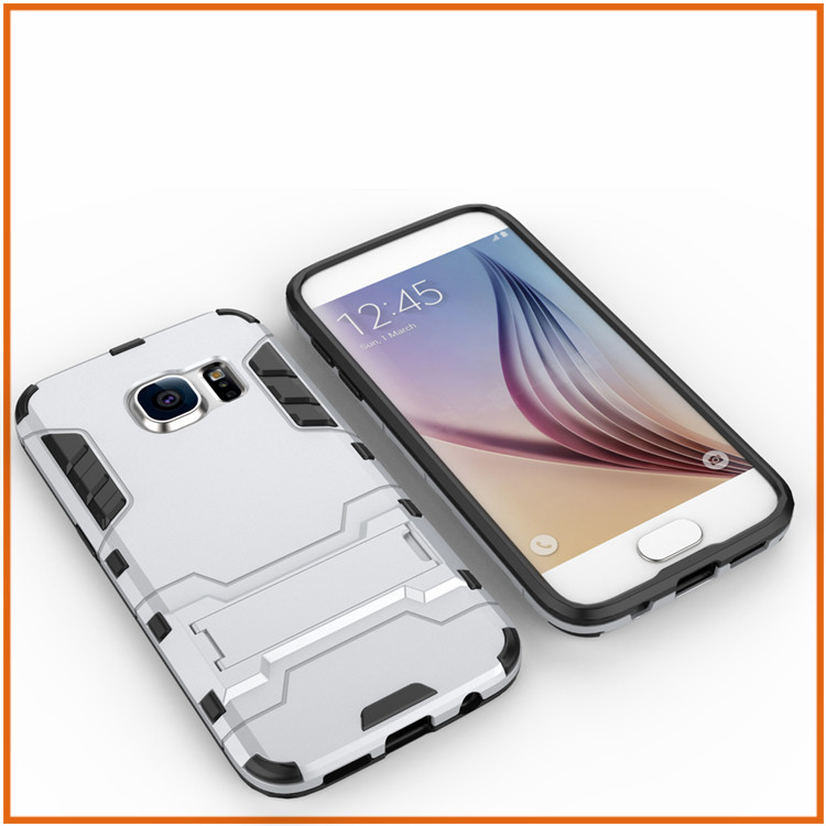 Hybrid safety cover for mobile phone for samsung galaxy s7