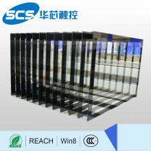 Large size touch screen panel, thinner and lighter, high sensitivity and high integration