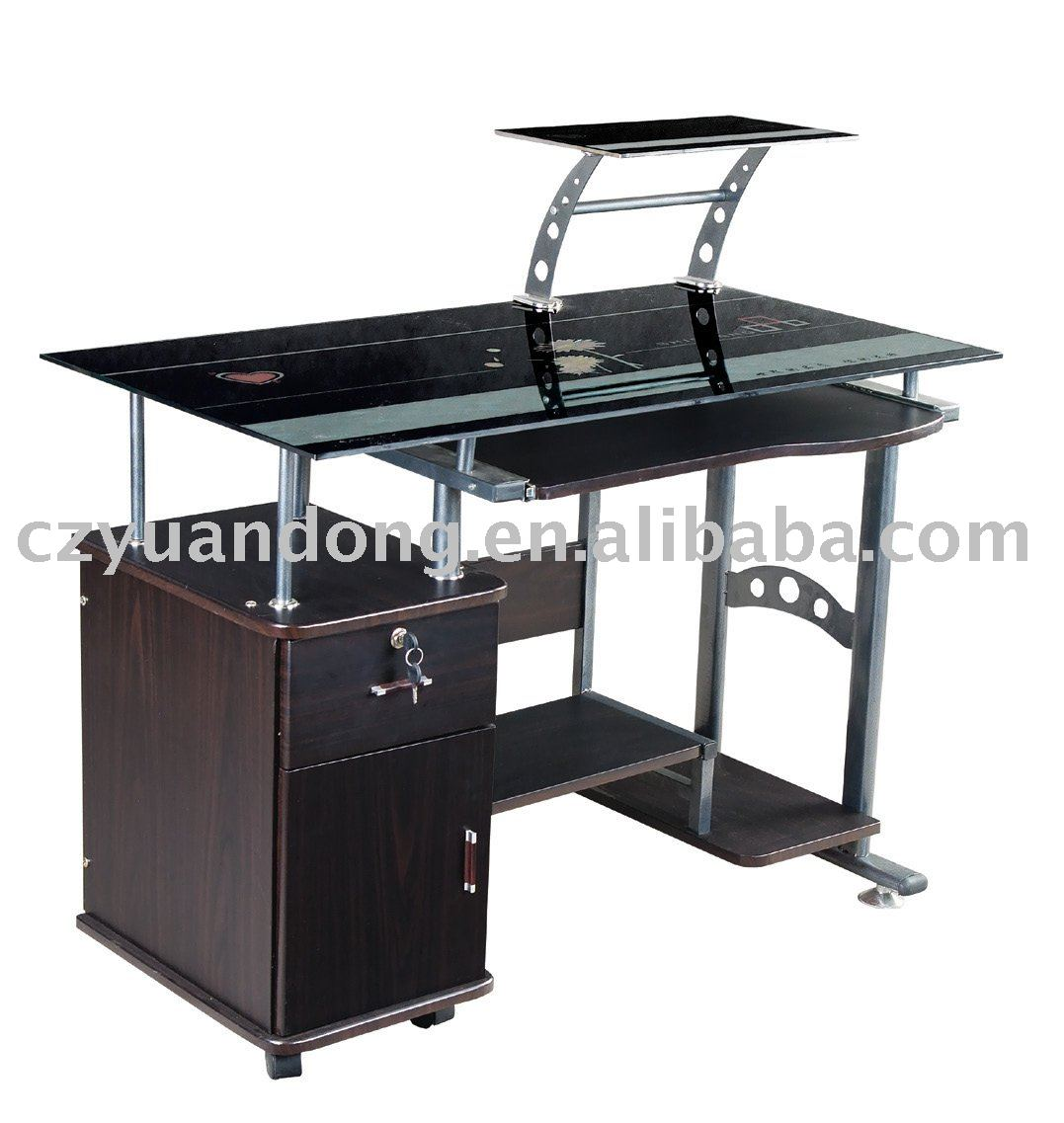 grossiste meuble d ordinateur en verre acheter les meilleurs meuble d ordinateur en verre lots. Black Bedroom Furniture Sets. Home Design Ideas