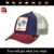Guangzhou Cap Factory Wholesale Fashion Customize Embroidery Patch Mesh Trucker Baseball Cap