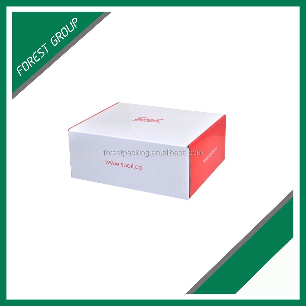 FOLDABLE FULL COLOR PRINTING CARTON BOX FOR DENTAL LAB