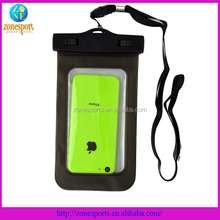 2014 hot selling PVC waterproof bag,Hot selling Mobile phone waterproof bag, phone waterproof case
