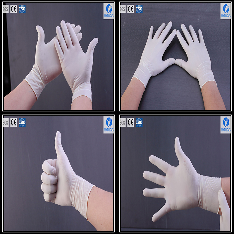 disposable cheap latex safety gloves industrail working gloves
