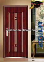 China security cheap turkey steel door low prices (WNT-ST598)