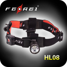 3W aluminum rechargeable high power cree q5 led headlamp