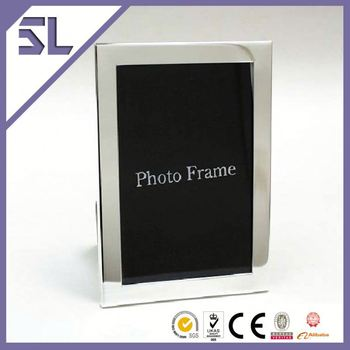 Silver Photo Frames 8x11 Square Shape Metal Photo Frame ...