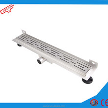 ALIBABA.COM LINEAR SHOWER FRAMES WITH WALL DRAIN AND STAINLESS STEEL SIPHON