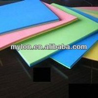 Hot sale cheap colorful eva foam sheet/ design embossing sheet