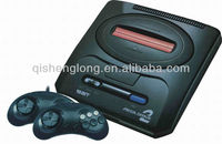 16 BIT retro game MD Genesis SEGA Video Game console
