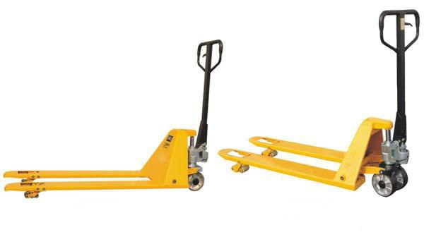 Hand Pallet Truck / Low Profile Hand Pallet Truck