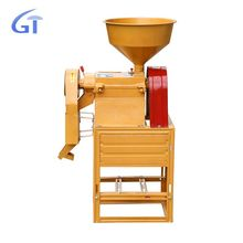High Quality Single Auto Electric Rubber Roller Rice Mill For Sales
