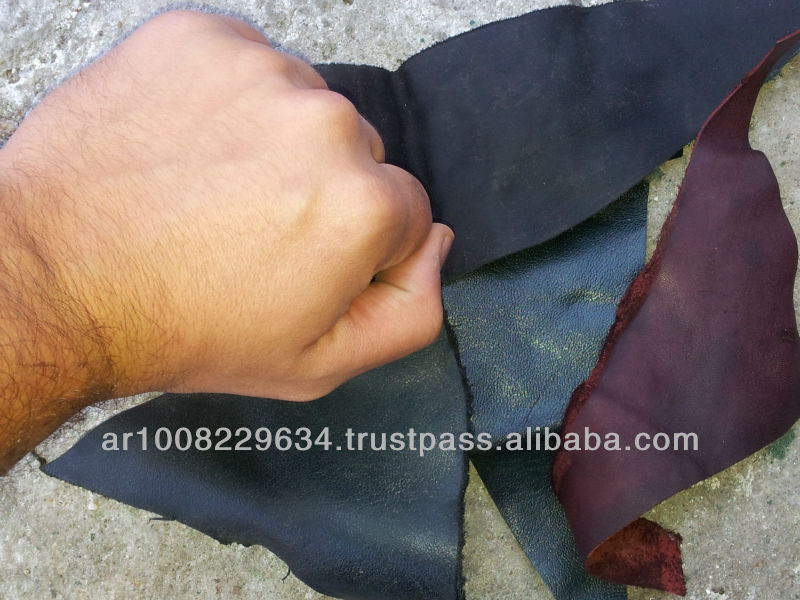 GENUINE ARGENTINE COW LEATHER SCRAPS